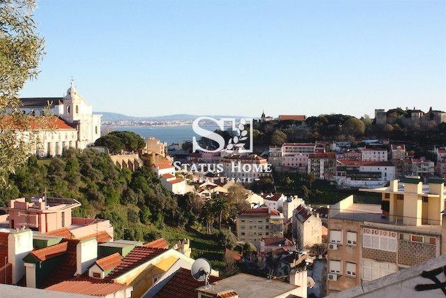 Инвестиционный проект в Лиссабоне, Португалия, 536 м2 - фото 1