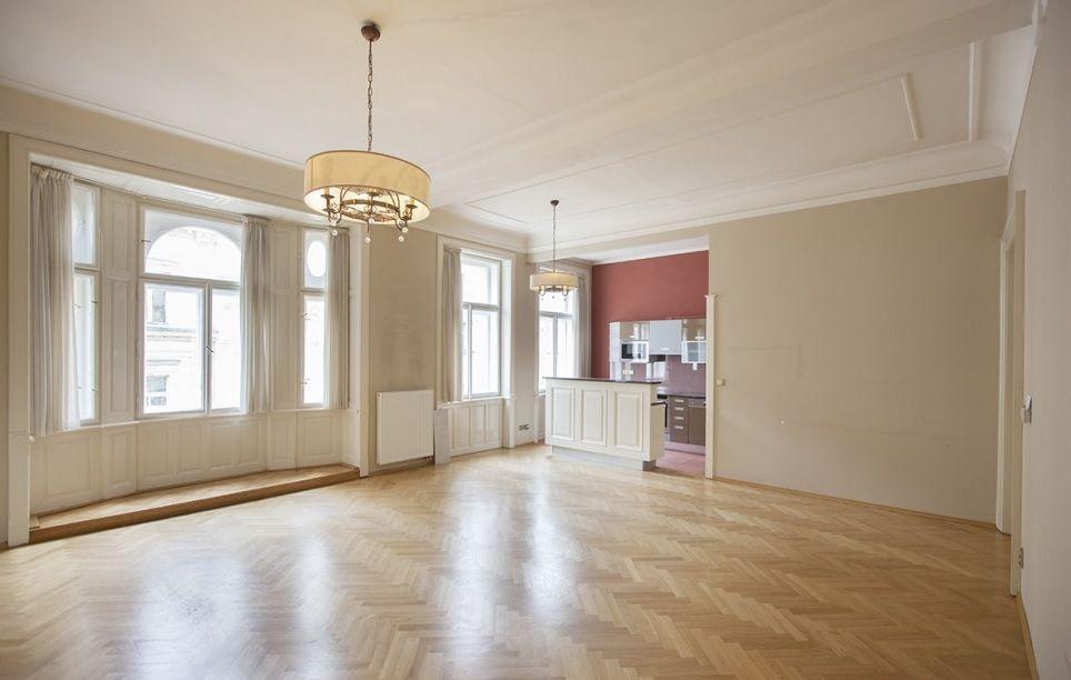 Апартаменты в Праге, Чехия, 90 м2 - фото 1