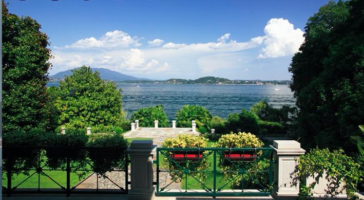 Вилла у озера Маджоре, Италия, 10000 м2 - фото 1