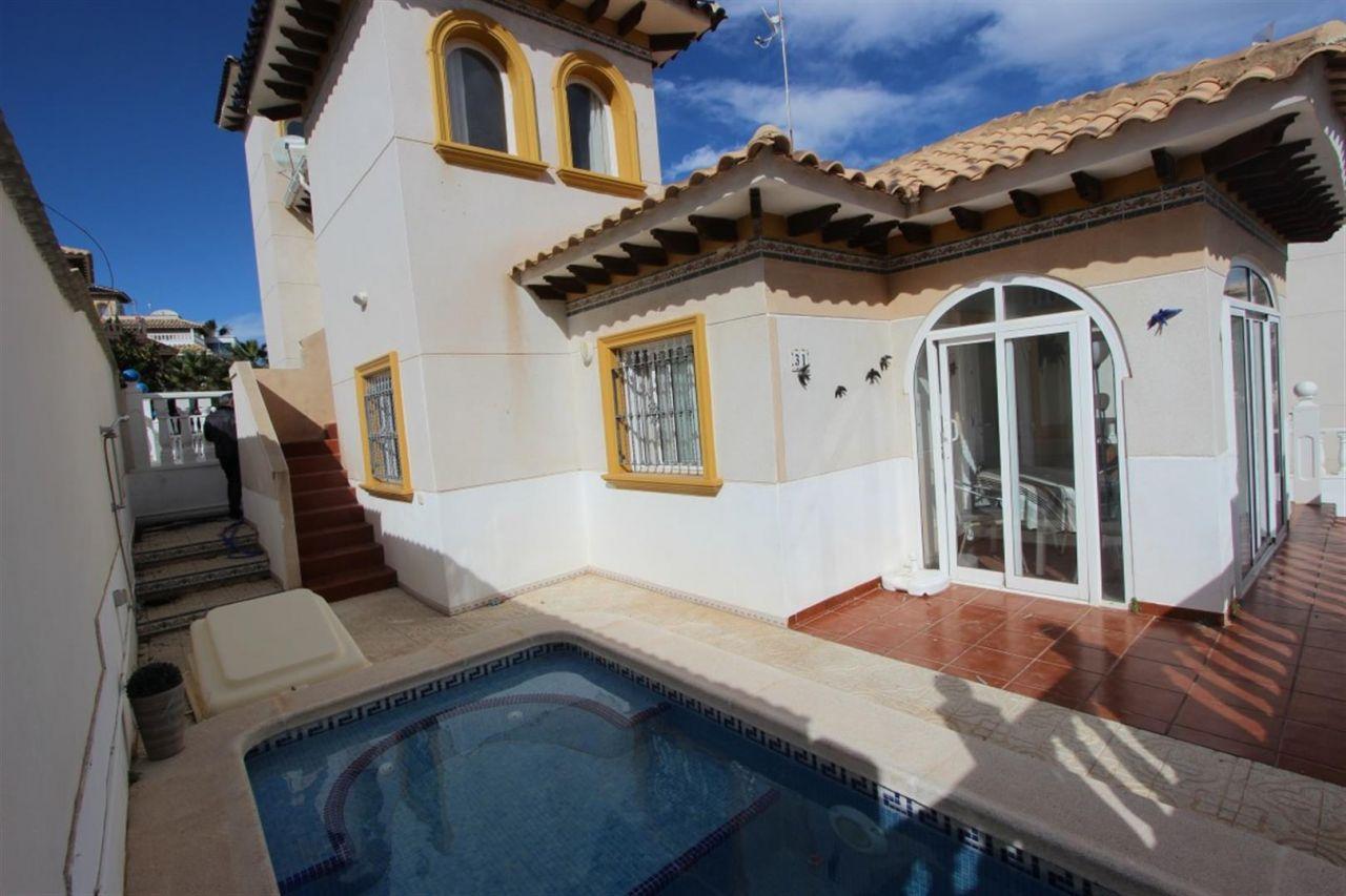 Дом в Ориуэла Коста, Испания, 193 м2 - фото 1