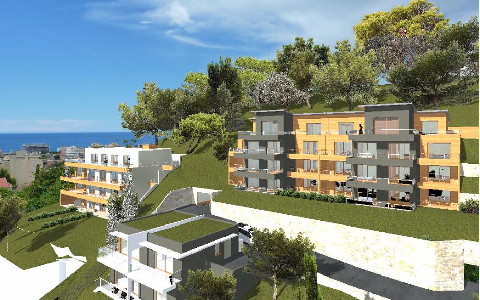 Апартаменты в Ницце, Франция, 84 м2 - фото 4