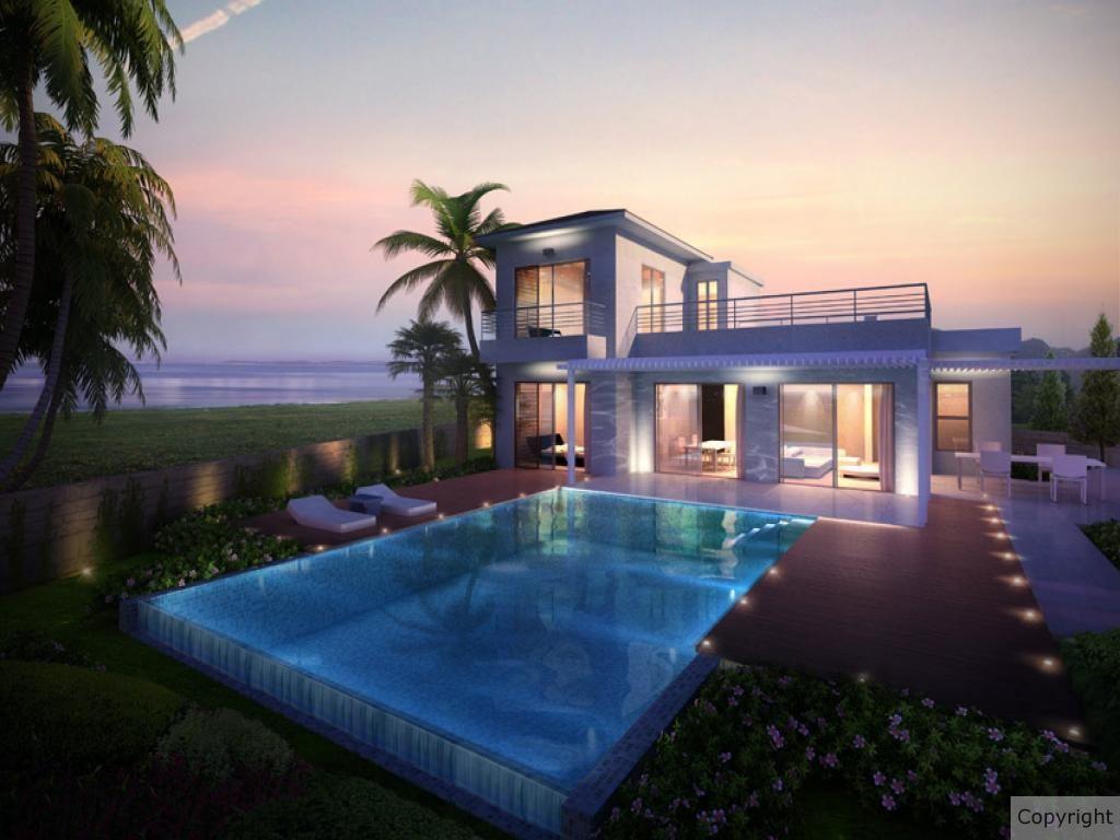 Купить дом кипр на побережье недорого