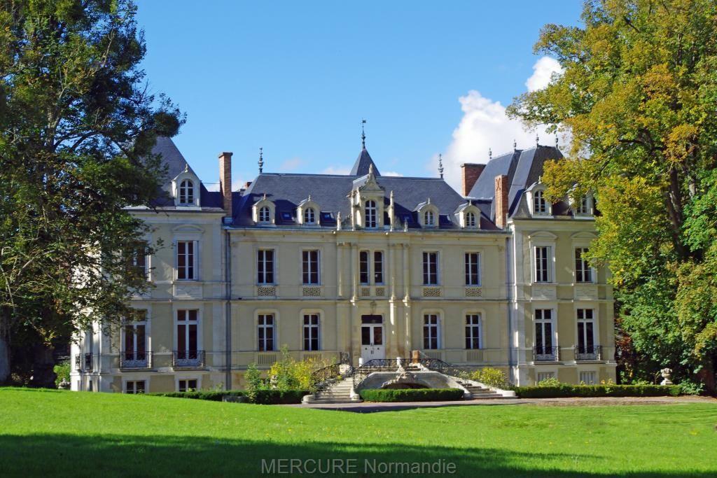 Замок в Нормандии, Франция, 8.15 Га - фото 1