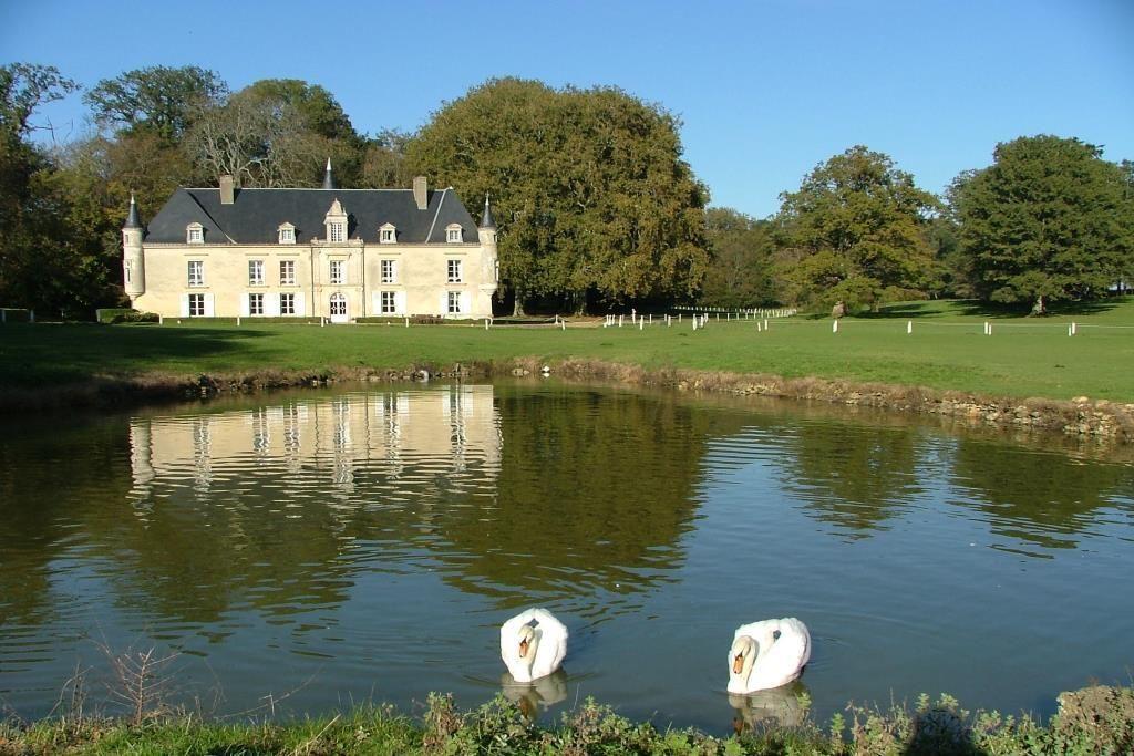 Замок в землях Луары, Франция, 84 Га - фото 1