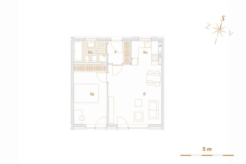 Коммерческая недвижимость в Кране, Словения, 35.34 м2 - фото 10