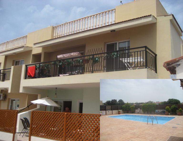 Апартаменты в Пафосе, Кипр, 63 м2 - фото 1