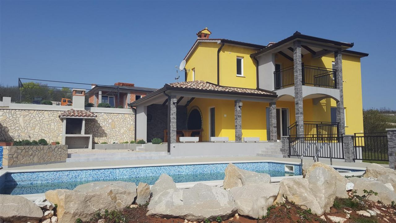 Дом в Лабине, Хорватия - фото 1