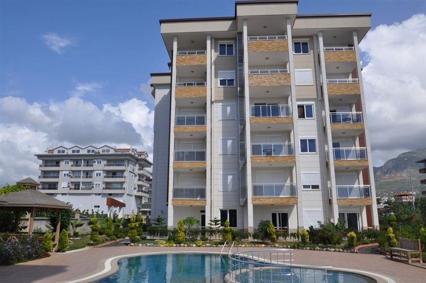 Квартира в Аланье, Турция, 50 м2 - фото 1