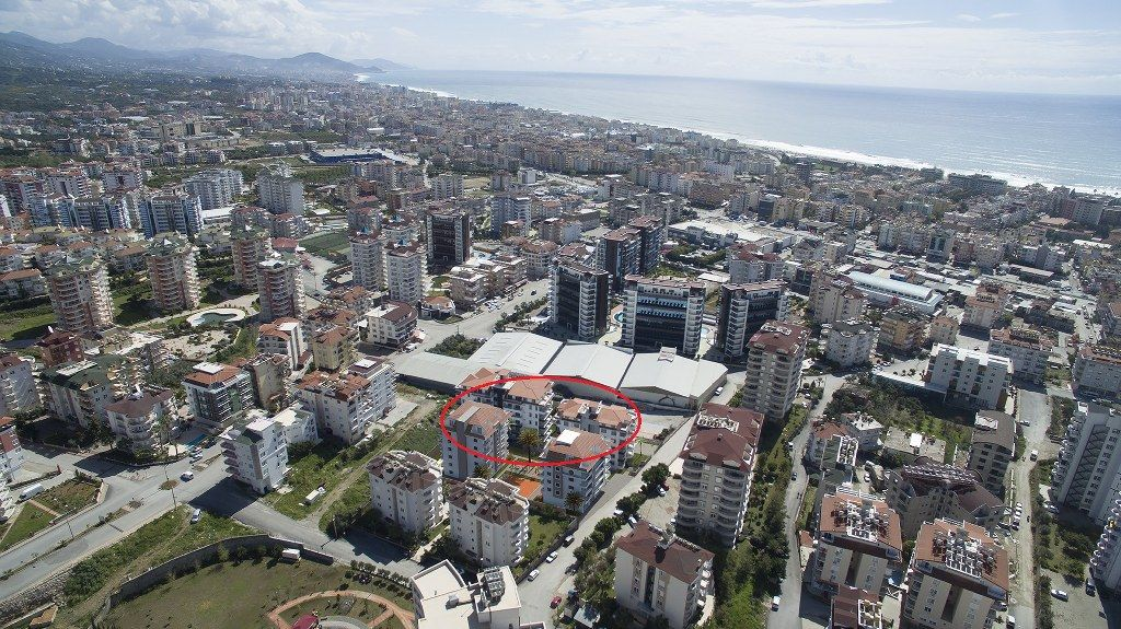 Квартира в Аланье, Турция, 54 м2 - фото 1