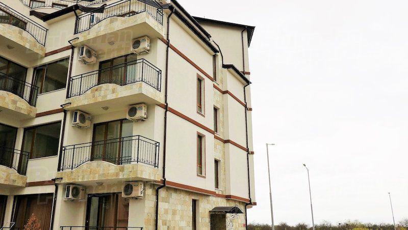 Апартаменты в Несебре, Болгария, 102.78 м2 - фото 1