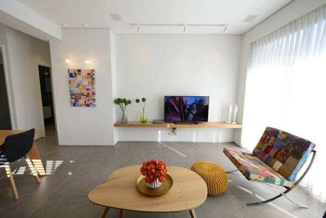 Квартира в Тель-Авиве, Израиль, 80 м2 - фото 1