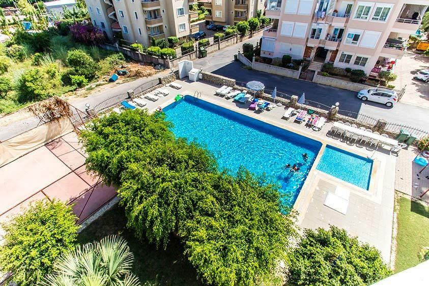 Апартаменты в Аланье, Турция, 123 м2 - фото 1