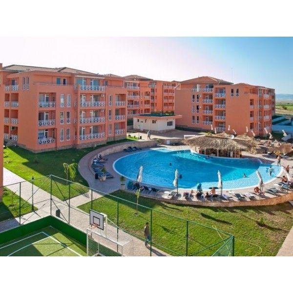 Квартира в Бургасской области, Болгария, 31 м2 - фото 1