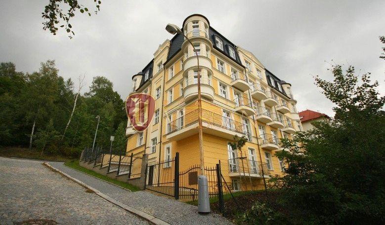 Квартира в Марианске-Лазне, Чехия, 53 м2 - фото 1