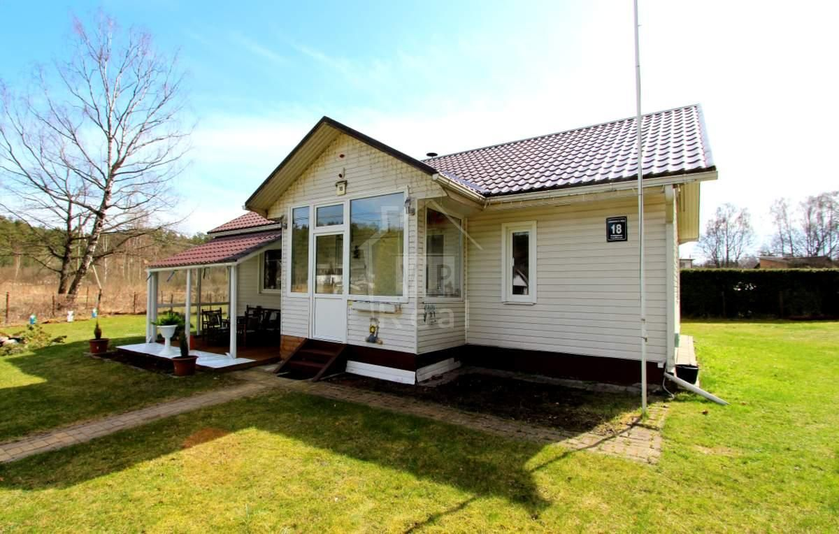 Дом в Риге, Латвия, 72 м2 - фото 1
