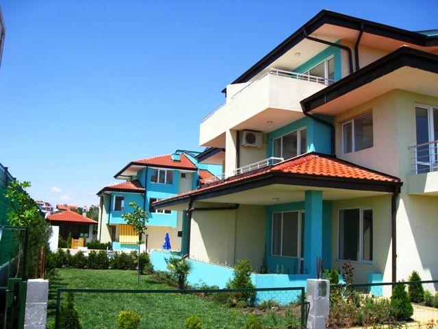 Квартира в Бургасе, Болгария, 42 м2 - фото 1