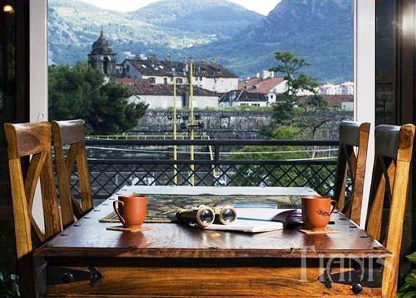 Отель, гостиница в Которе, Черногория - фото 1