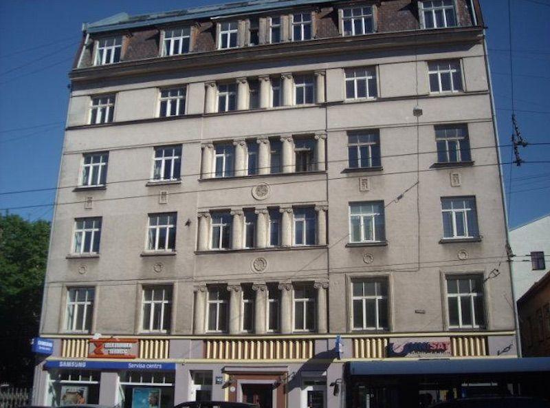 Квартира в Риге, Латвия, 84.8 м2 - фото 1