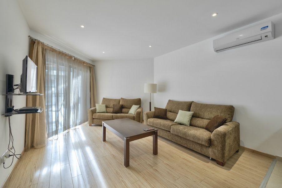 Квартира в Лимассоле, Кипр, 70 м2 - фото 1