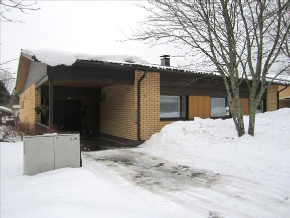 Дом в Пиексямяки, Финляндия, 164 м2 - фото 1