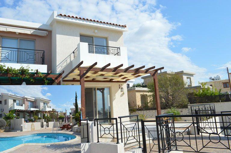 Дом в Пафосе, Кипр, 120 м2 - фото 1