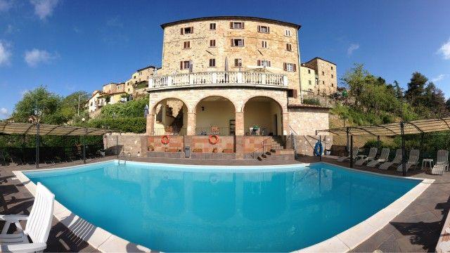 Дом в Вольтерре, Италия, 3759 м2 - фото 1