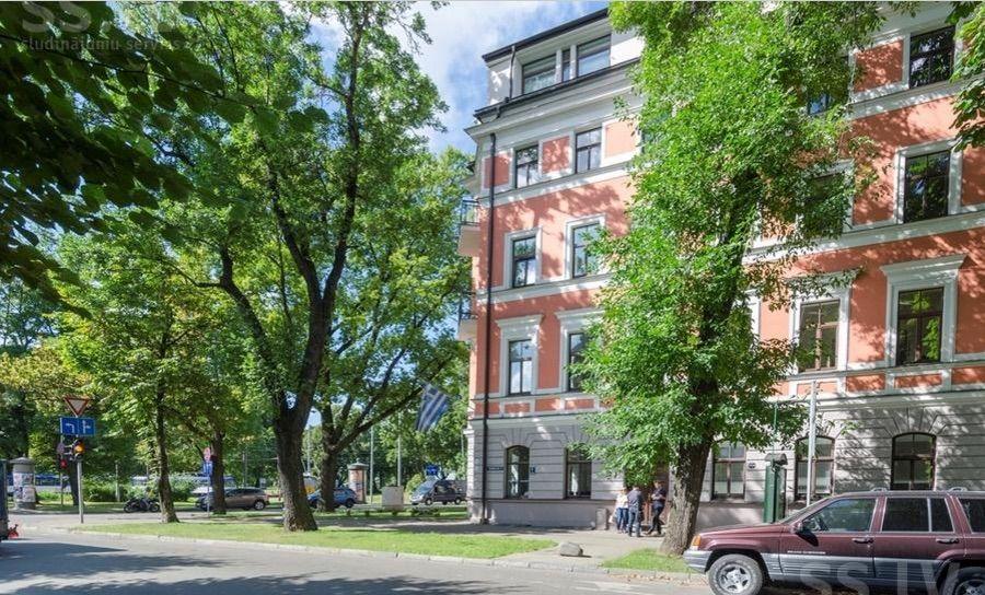 Квартира в Риге, Латвия, 78 м2 - фото 1
