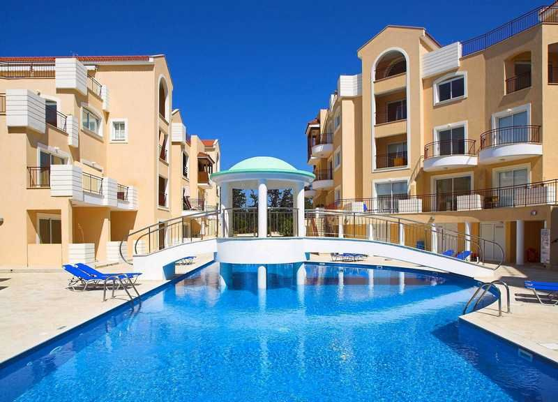 Апартаменты в Пафосе, Кипр, 72 м2 - фото 1