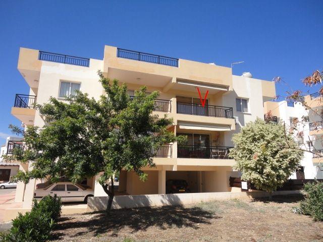 Квартира в Пафосе, Кипр, 80 м2 - фото 1
