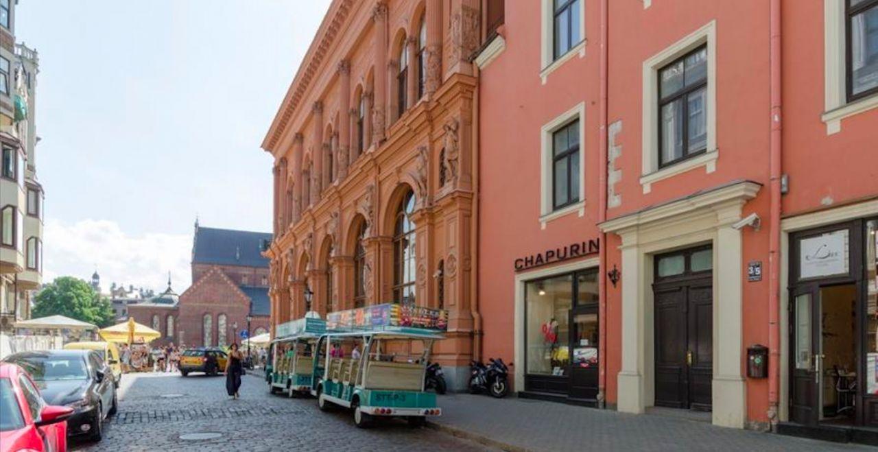 Квартира в Риге, Латвия, 59.4 м2 - фото 1