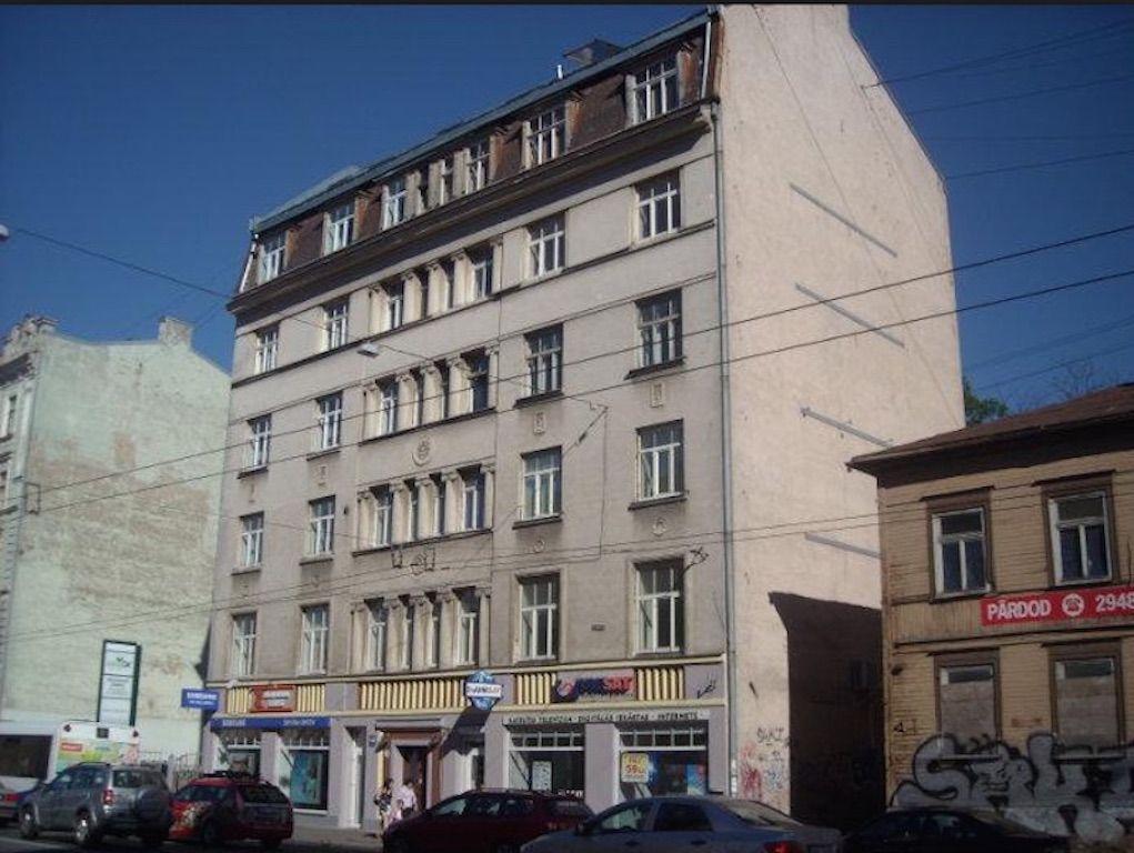 Квартира в Риге, Латвия, 102 м2 - фото 1