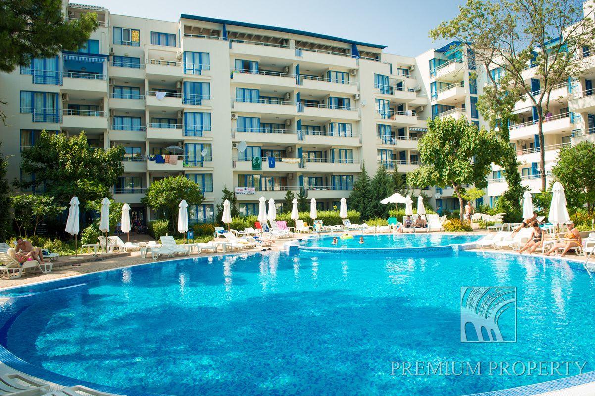 Апартаменты на Солнечном берегу, Болгария, 82.76 м2 - фото 1
