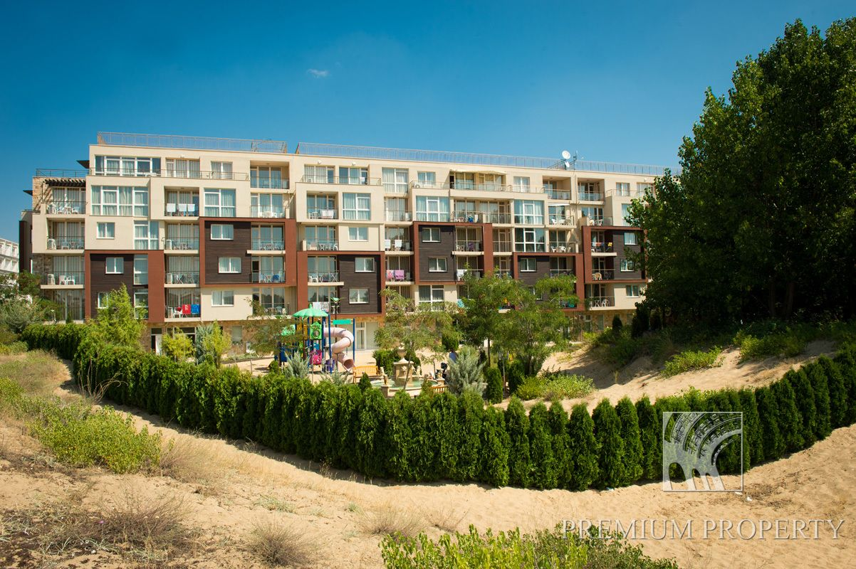 Апартаменты на Солнечном берегу, Болгария, 64.27 м2 - фото 1