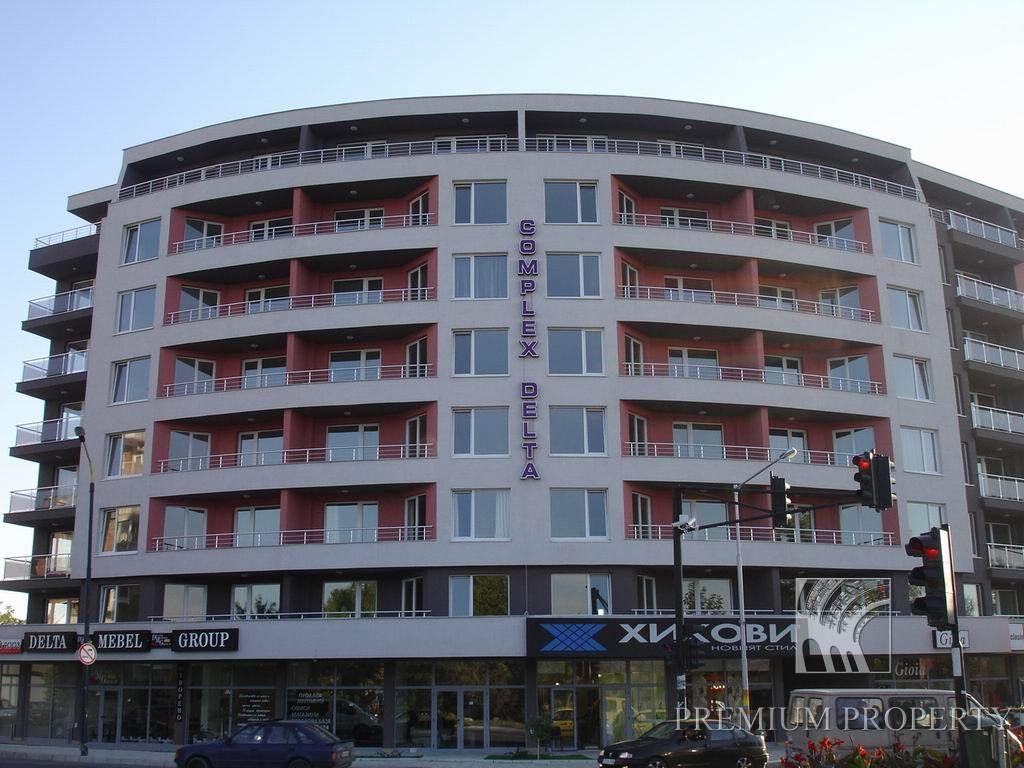 Апартаменты в Несебре, Болгария, 122.71 м2 - фото 1