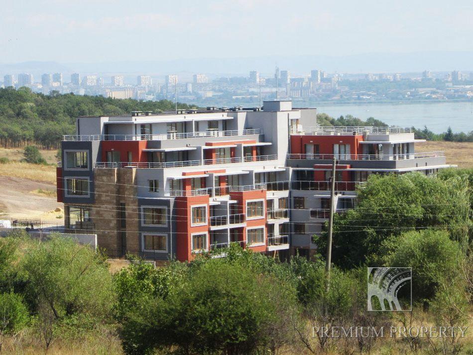 Апартаменты в Бургасе, Болгария, 38.52 м2 - фото 1