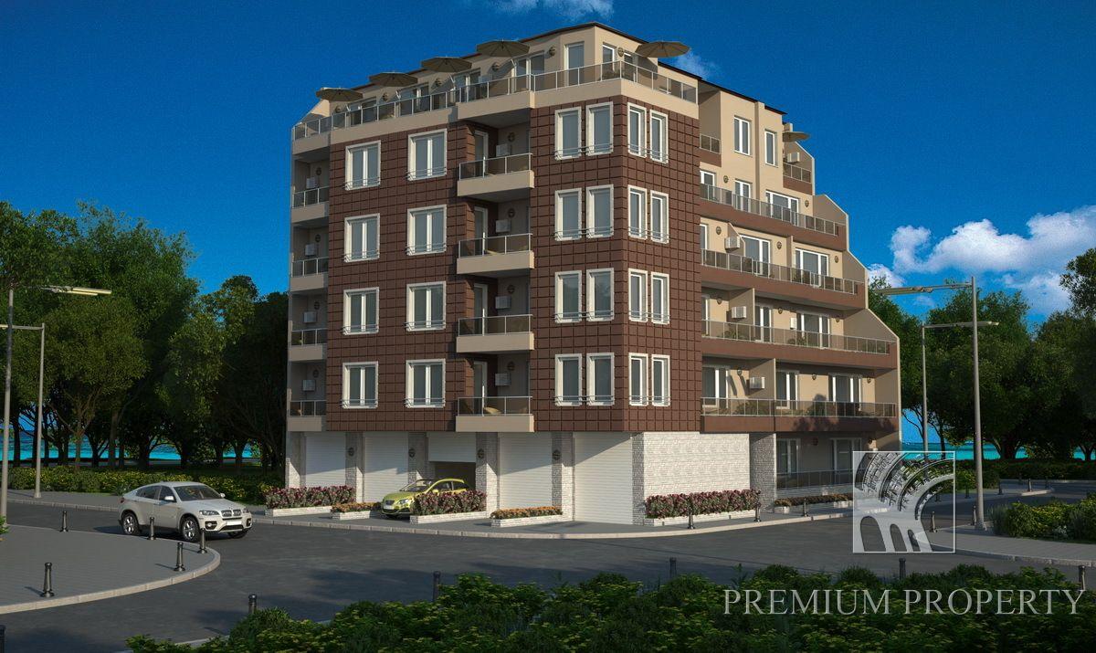 Апартаменты в Поморие, Болгария, 93.68 м2 - фото 1