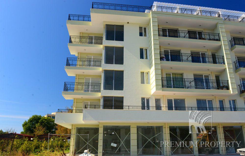 Апартаменты в Поморие, Болгария, 56.65 м2 - фото 1