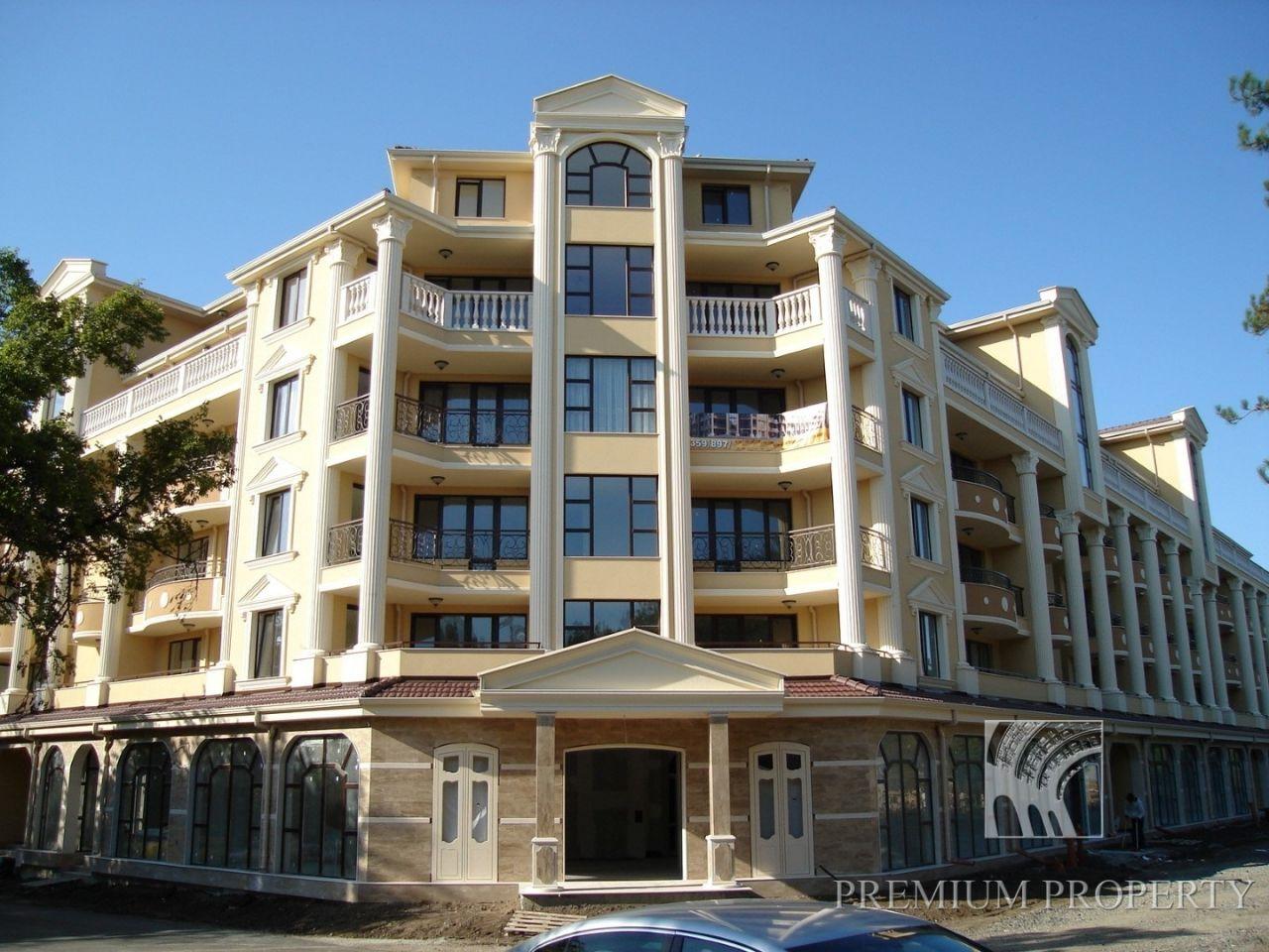 Апартаменты в Поморие, Болгария, 57.24 м2 - фото 1