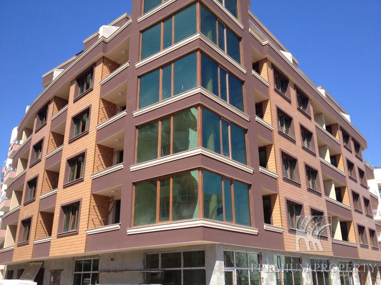 Апартаменты в Поморие, Болгария, 61.23 м2 - фото 1