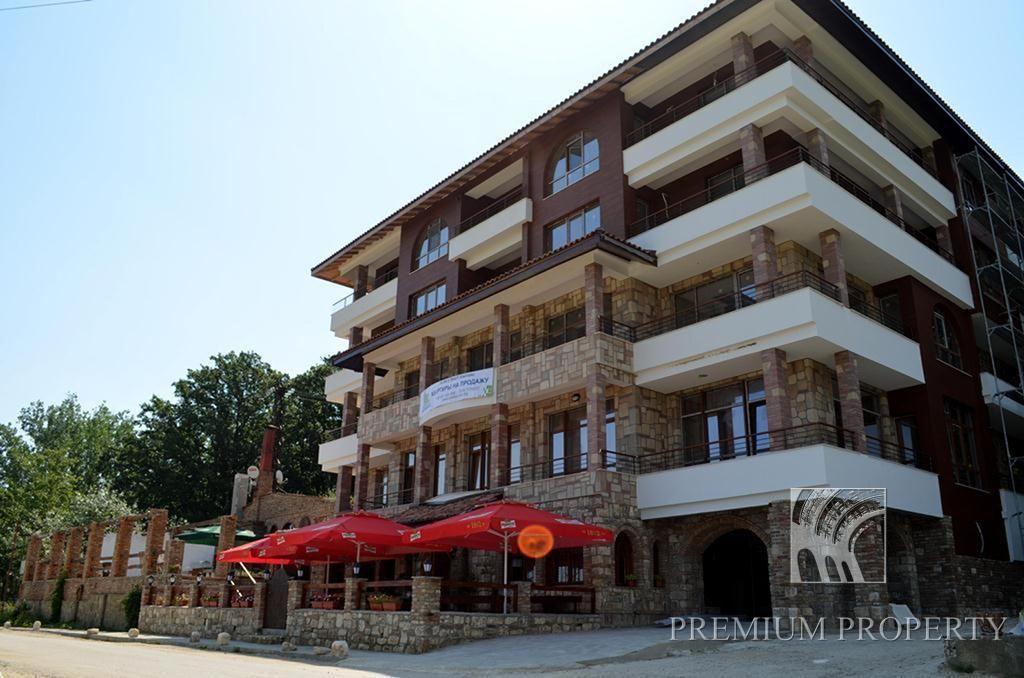 Апартаменты в Варне, Болгария, 57.34 м2 - фото 1