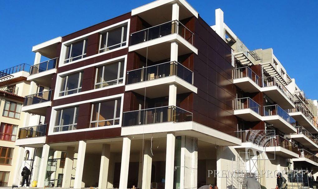 Апартаменты в Святом Власе, Болгария, 63.65 м2 - фото 1