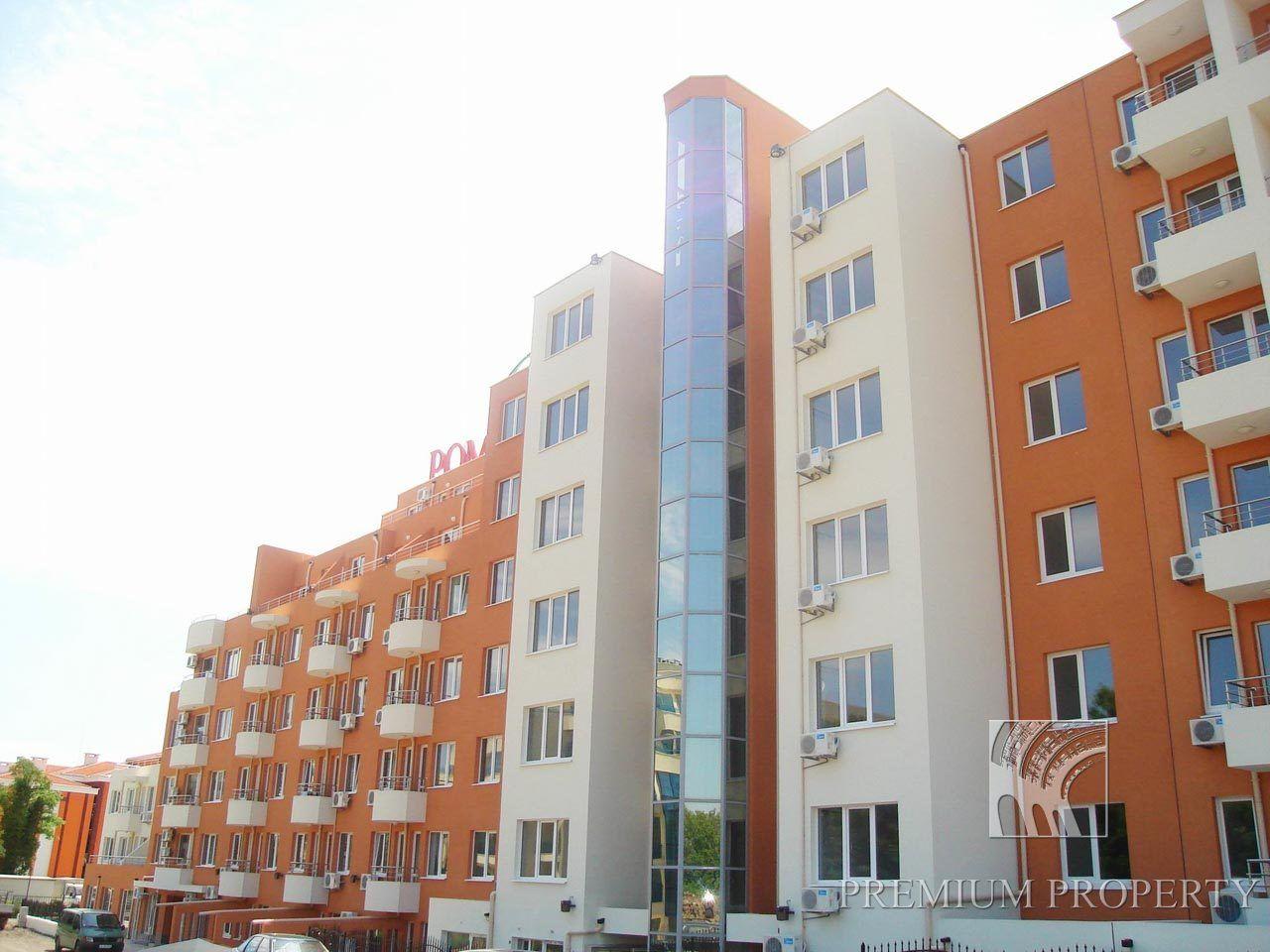 Апартаменты в Поморие, Болгария, 66.87 м2 - фото 1