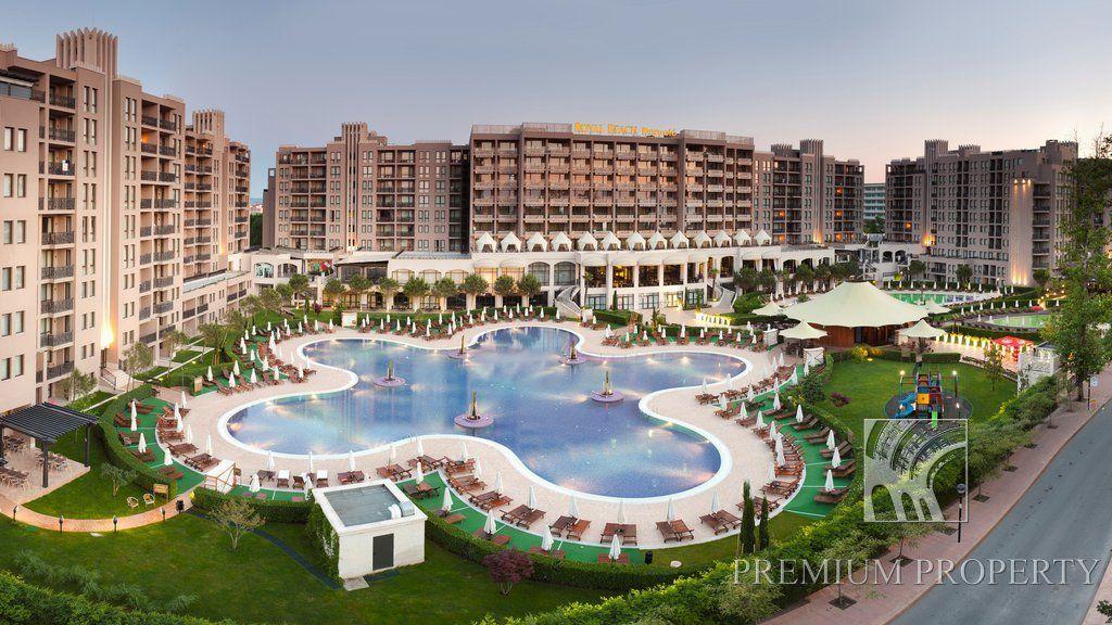 Апартаменты на Солнечном берегу, Болгария, 108.5 м2 - фото 1