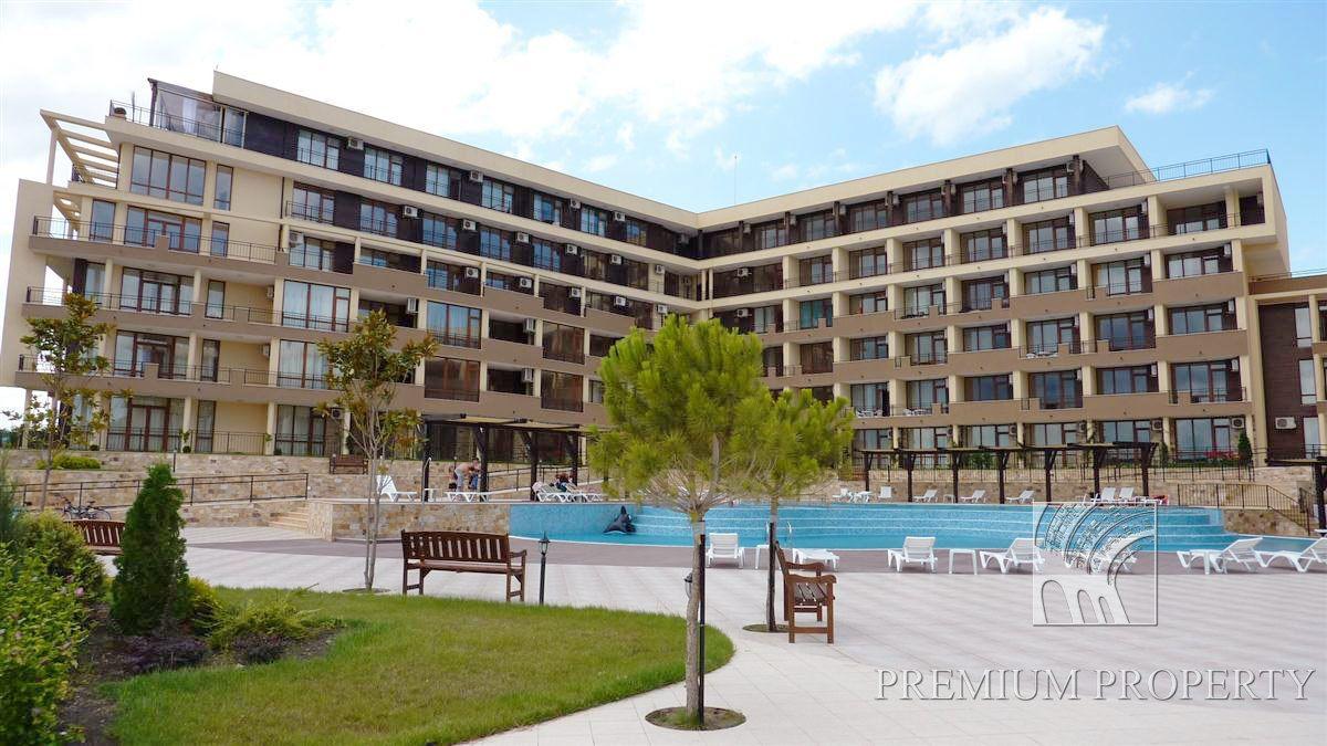 Апартаменты в Святом Власе, Болгария, 74.28 м2 - фото 1