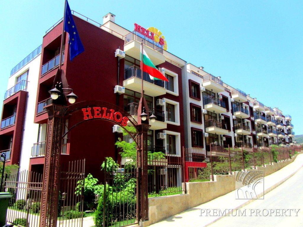Апартаменты в Святом Власе, Болгария, 61.29 м2 - фото 1