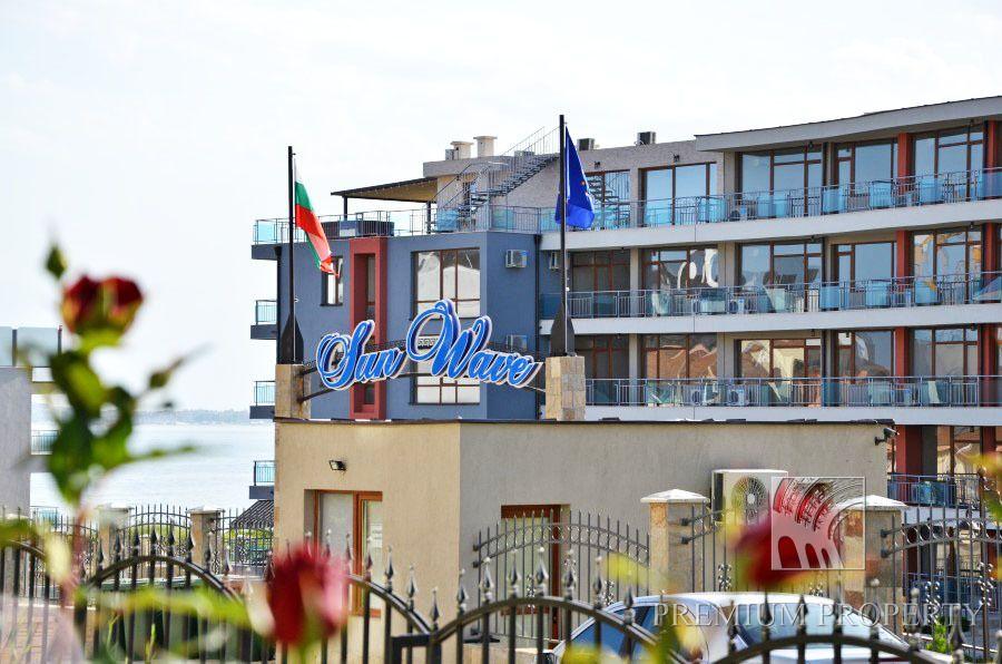 Апартаменты в Святом Власе, Болгария, 58.36 м2 - фото 1