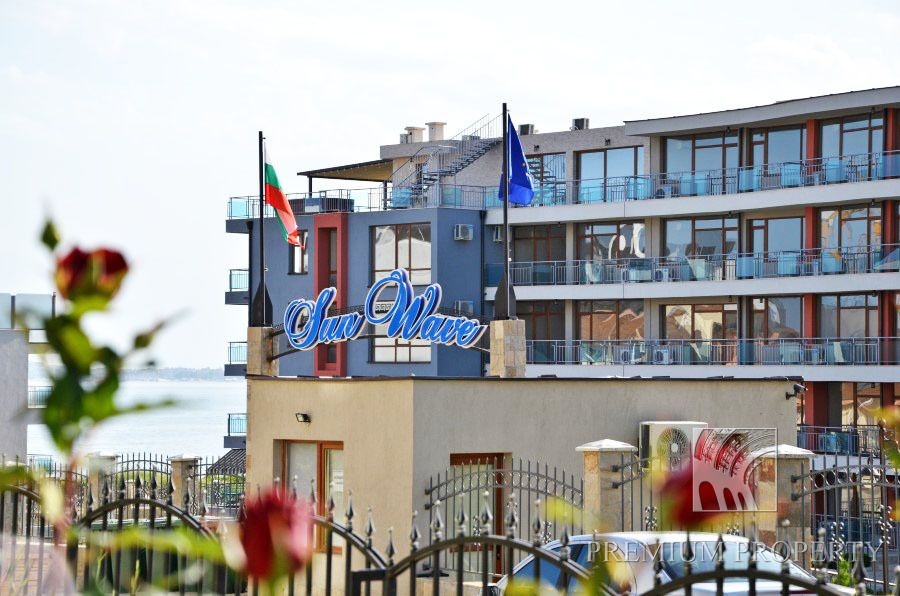 Апартаменты в Святом Власе, Болгария, 46.55 м2 - фото 1