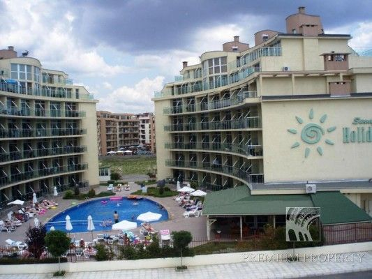 Апартаменты на Солнечном берегу, Болгария, 74.52 м2 - фото 1
