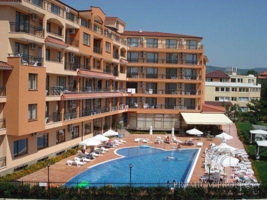 Апартаменты на Солнечном берегу, Болгария, 60.46 м2 - фото 1