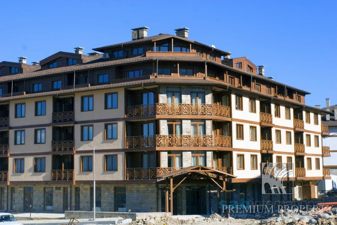 Апартаменты в Банско, Болгария, 66.29 м2 - фото 1